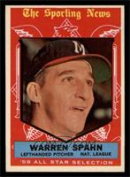 Warren Spahn [NM]