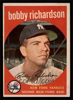 Bobby Richardson [EX MT]