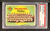 Philadelphia Phillies Team (First Series Checklist) [PSA7]