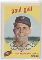 Paul Giel