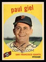 Paul Giel [NM]