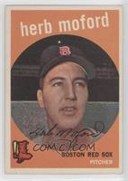 Herb Moford