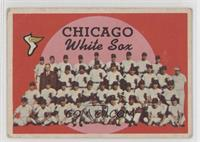 Chicago White Sox Team (2nd Series Checklist) [Good to VG‑EX]