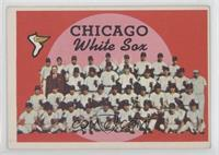 Chicago White Sox Team (2nd Series Checklist)