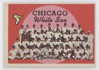 Chicago White Sox Team (2nd Series Checklist)