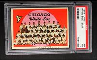 Chicago White Sox Team (2nd Series Checklist) [PSA 7]