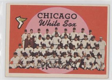 1959 Topps #94 - Chicago White Sox Team (2nd Series Checklist)