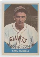 Carl Hubbell