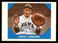Ernie Lombardi [NMMT]