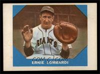 Ernie Lombardi [NM]