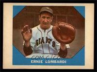 Ernie Lombardi [EXMT]