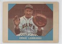 Ernie Lombardi [Good to VG‑EX]