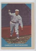 Christy Mathewson [Good to VG‑EX]