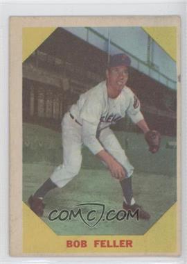 1960 Fleer #26 - Bob Feller