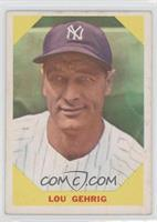 Lou Gehrig [Good to VG‑EX]