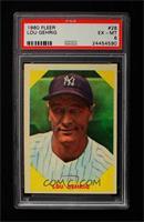 Lou Gehrig [PSA6]