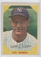 Lou Gehrig [Altered]