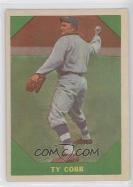 1960 Fleer #42 - Ty Cobb
