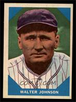 Walter Johnson [NM]