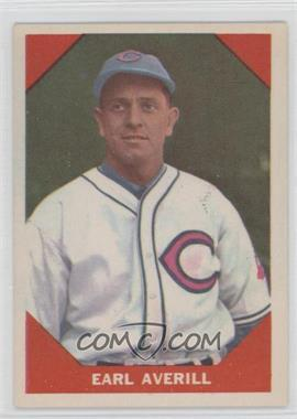 1960 Fleer #71 - Earl Averill