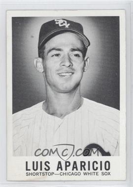 1960 Leaf #1 - Luis Aparicio