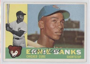 1960 Topps - [Base] #10 - Ernie Banks