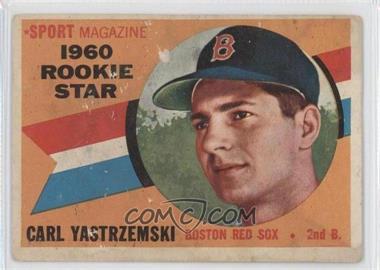 1960 Topps - [Base] #148 - Carl Yastrzemski [PoortoFair]