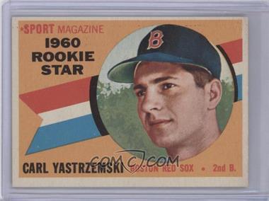 1960 Topps - [Base] #148 - Carl Yastrzemski