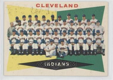 1960 Topps - [Base] #174 - Cleveland Indians Team