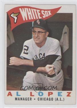 1960 Topps - [Base] #222 - Al Lopez