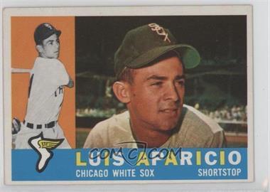 1960 Topps - [Base] #240 - Luis Aparicio