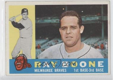 1960 Topps - [Base] #281 - Ray Boone