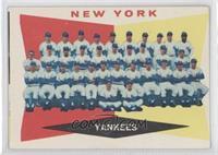 New York Yankees [GoodtoVG‑EX]