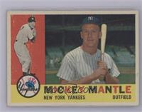 Mickey Mantle [Excellent]