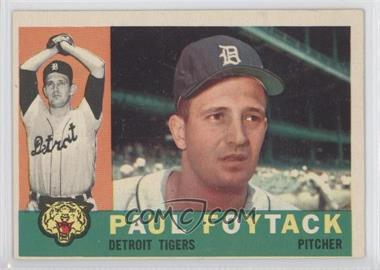 1960 Topps - [Base] #364 - Paul Foytack