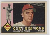 Curt Simmons [GoodtoVG‑EX]