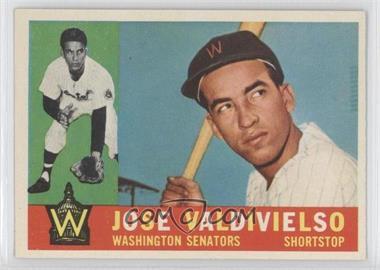 1960 Topps - [Base] #527 - Jose Valdivielso