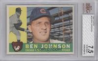 Ben Johnson [BVG7.5]