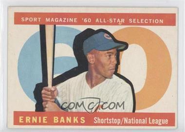 1960 Topps - [Base] #560 - Ernie Banks