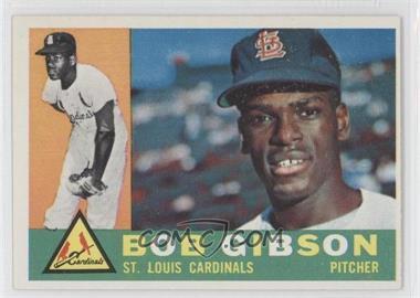 1960 Topps - [Base] #73 - Bob Gibson