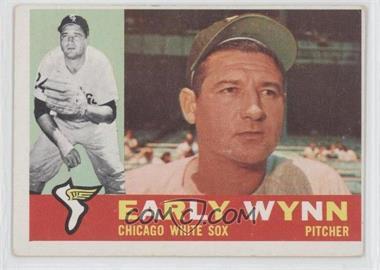 1960 Topps #1 - Early Wynn