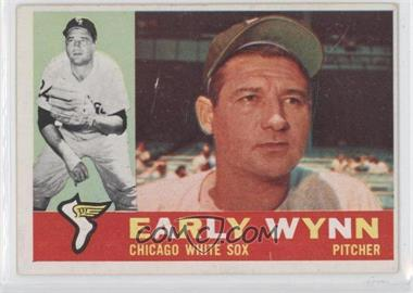1960 Topps #1 - Early Wynn