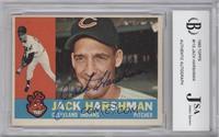 Jack Harshman [JSACertifiedAuto]