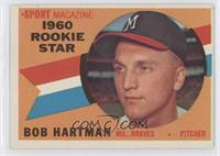 Sport Magazine 1960 Rookie Star (Bob Hartman)
