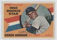 Deron Johnson