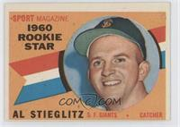 Al Stieglitz [Good to VG‑EX]