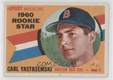 1960 Topps #148 - Carl Yastrzemski [Poor to Fair]