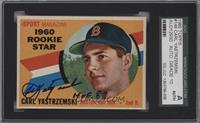 Carl Yastrzemski [SGC AUTHENTIC AUTO]