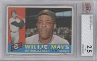 Willie Mays [BVG 2.5]