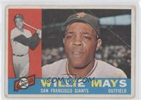 Willie Mays [Poor]